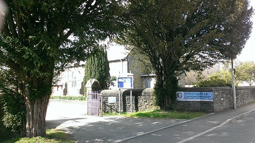 pencoed church outside
